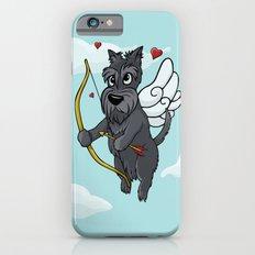 Cupid Scottish Terrier iPhone 6 Slim Case