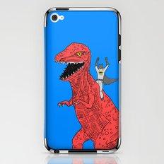Dinosaur B Forever iPhone & iPod Skin