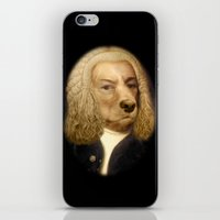 Bach, your best friend!  iPhone & iPod Skin