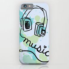 Music iPhone 6 Slim Case