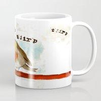 Tjirp Tjirp Mug