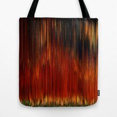 Planet Pixel Curtain Call Tote Bag