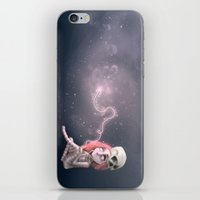 Still Waiting For Someth… iPhone & iPod Skin