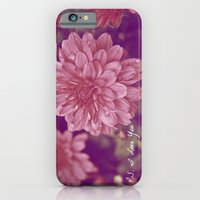 iPhone & iPod Case featuring P.S. I Love You by S|Tarah