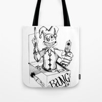 Jack (Gunslinger In A Bo… Tote Bag