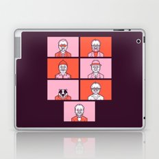 Bill x Wes Laptop & iPad Skin