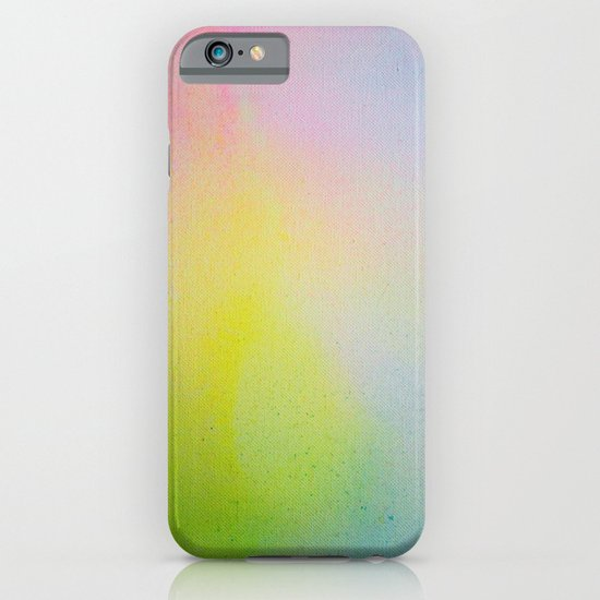 Color Field/Washes III iPhone & iPod Case