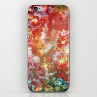 Enaustic Galaxy  iPhone & iPod Skin