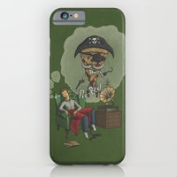 iPhone & iPod Case featuring Pie-Red by Tomas Jordan