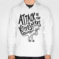 The Attack of Kitty-o-Saurus! Hoody