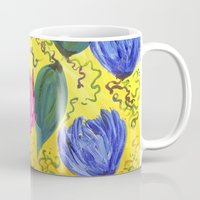 Country Flowers Mug