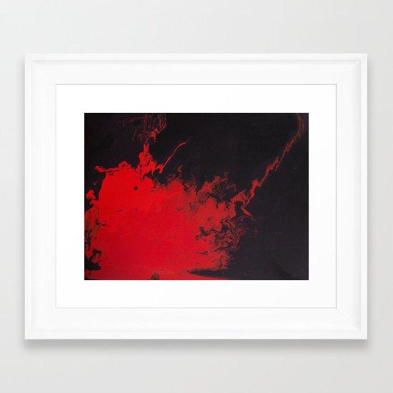 Insurgency Framed Art Print