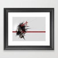 Ezekiel Framed Art Print