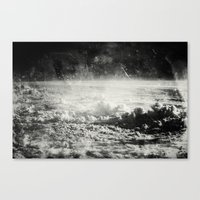 Somewhere Over The Cloud… Canvas Print