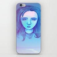 Monotone II iPhone & iPod Skin