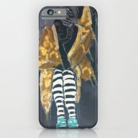 iPhone & iPod Case featuring grace by Ashley James