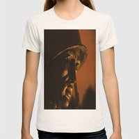 The Soldier's Heart Womens Fitted Tee Natural SMALL