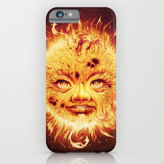 The Sun (Young Star) iPhone & iPod Case