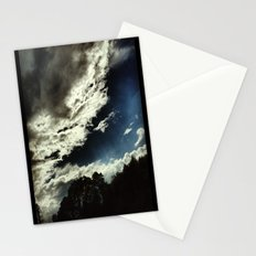 Dark Clouds Stationery Cards