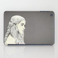 D T iPad Case