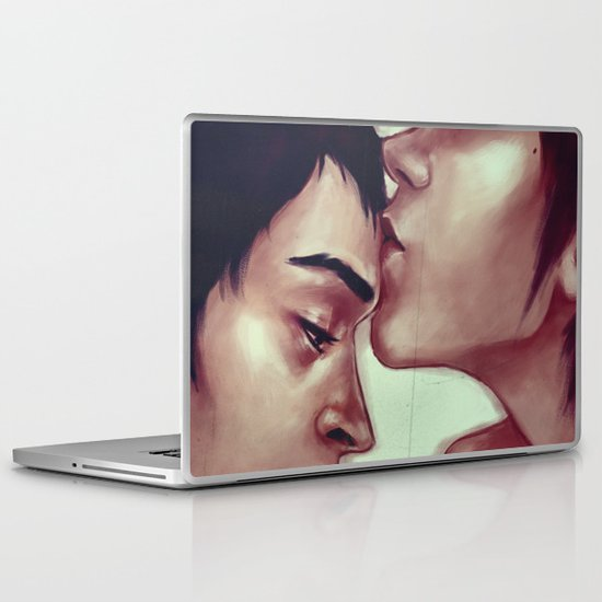 i reach for you Laptop & iPad Skin