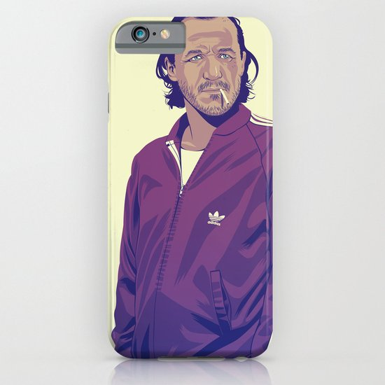 GAME OF THRONES 80/90s ERA CHARACTERS - Bronn iPhone & iPod Case