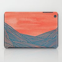 Watercolor 9 iPad Case