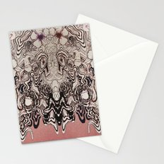 Entangled Bouquet Stationery Cards