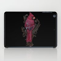 Cardinal Pencil iPad Case