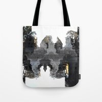 Reflections, On Reaction… Tote Bag