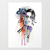 Poison Art Print