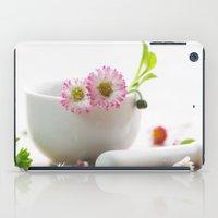 Wild herb kitchen Daisy iPad Case