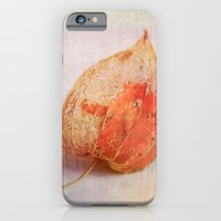 iPhone & iPod Case featuring Physalis - JUSTART © by JUSTART