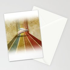 Porco volante  Stationery Cards