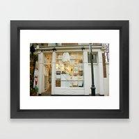 thrift Framed Art Print