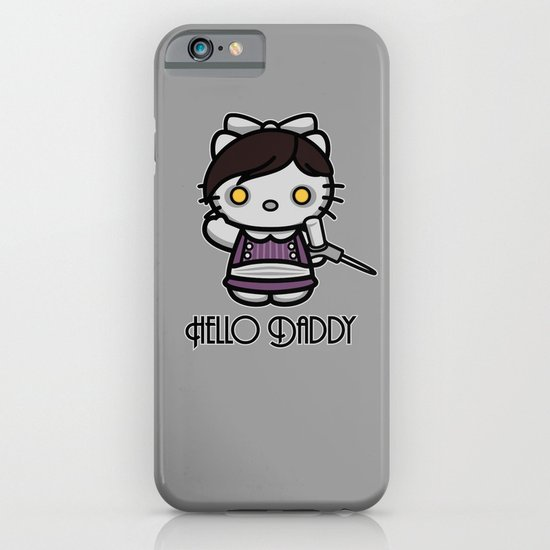 Hello Daddy iPhone & iPod Case