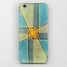A million bright ambassadors of morning (35mm multiple exposure) iPhone & iPod Skin