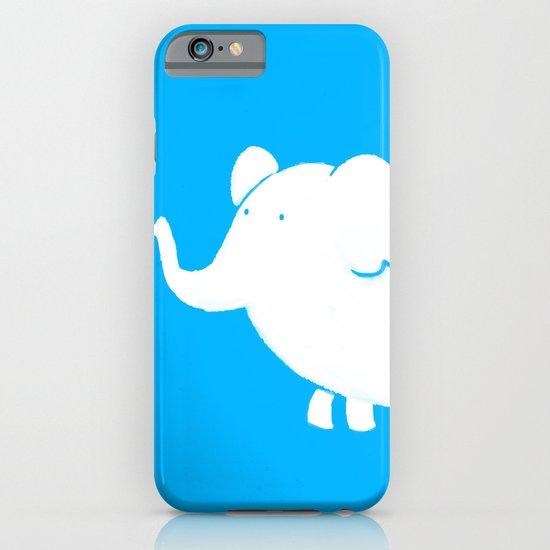White Elephant  iPhone & iPod Case