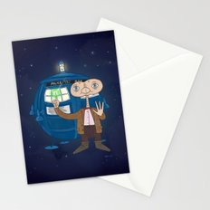 Dr. Who E.T. Stationery Cards