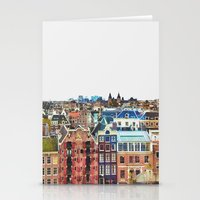 My Amsterdam Stationery Cards
