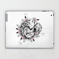 Little Fox Pink Version  Laptop & iPad Skin