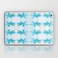 Lily flower pattern Laptop & iPad Skin