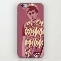 80/90s Jo iPhone & iPod Skin