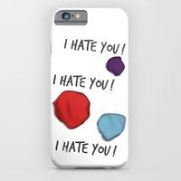 iPhone & iPod Case featuring Dandy (I Hate You!) by boobee