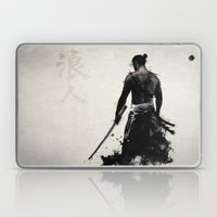 Ronin Laptop & iPad Skin