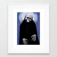 Soothe Framed Art Print