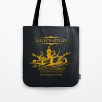 Lovecraftian Whiskey Tote Bag