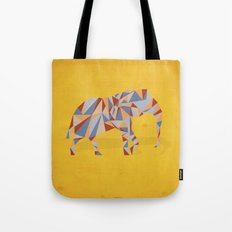 When in India Tote Bag