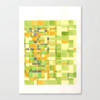 Color Field_04 Canvas Print