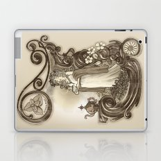 T is for Tea Laptop & iPad Skin